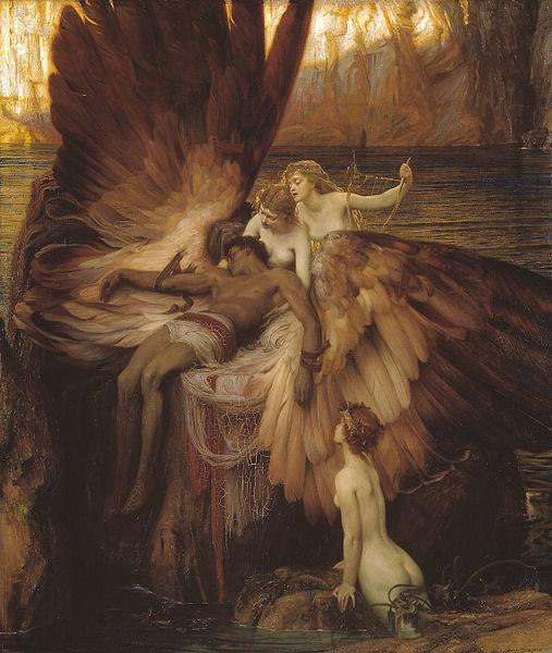 Daedalus And Icarus Rubens