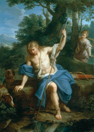 echo and narcissus photos  echo and narcissus by placido costanzi 18th century