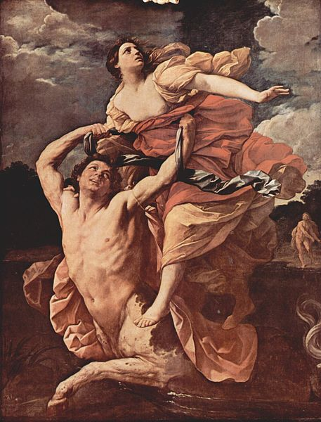 The Abduction of Deinara