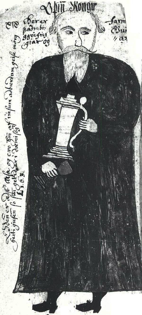 Odin in a Manuscript