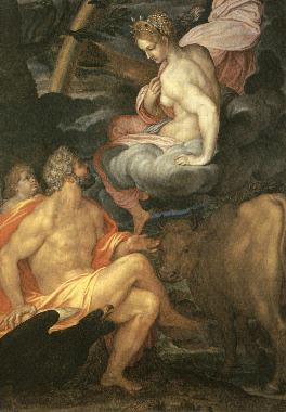 An analysis of zeus in greek mythology