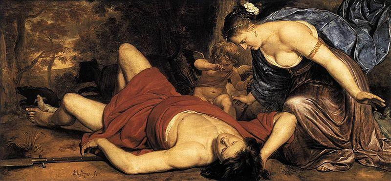 Venus Grieving