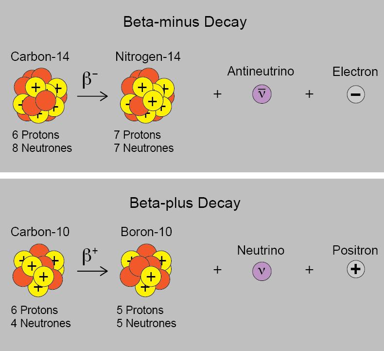 Beta emission of carbon 14 dating 3
