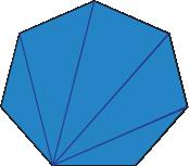Geometra bsica ngulos de un polgono