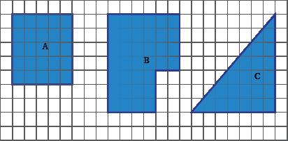 Geometría básica Área (polígonos, triángulos, círculos, cuadrados)