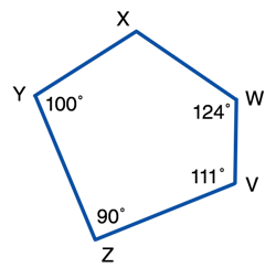 Angles in a polygon exercises How do you work out exterior angles