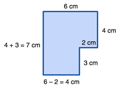 Basic geometry perimeter circumference now find the sum of all sides ccuart Image collections
