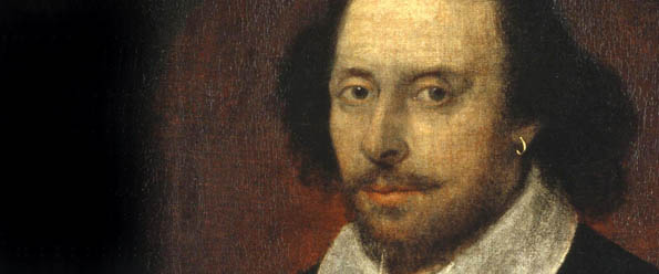 "William Shakespeare Biography. ""All the world's a stage."