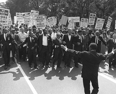 Teaching Civil Rights Movement: Desegregation