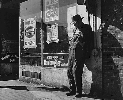 an analysis of the great depression as an economic slump in north america europe From the great depression to the great recession, these events changed the economic world these were the 6 major american economic crises of the last century subscribe.