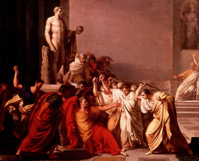 Teaching Julius Caesar