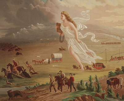 Teaching Manifest Destiny & Mexican-American War