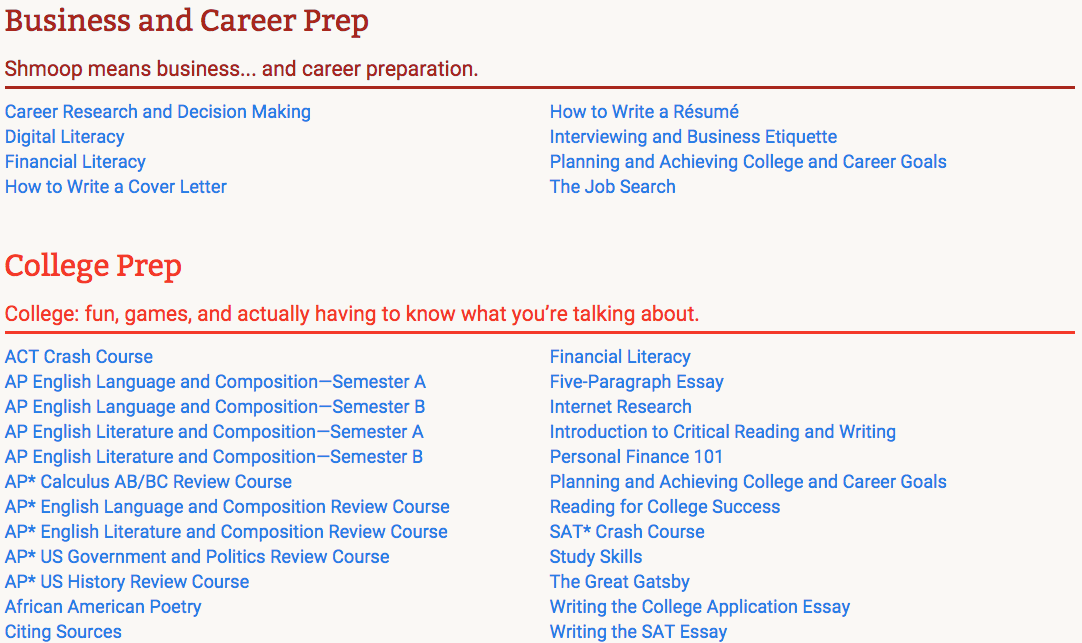 writing terms for college prep writing College prep guides: writing an a+ admissions essay it is natural to feel stressed about submitting college applications the information included in the application will play a major role in deciding the future path of your life.