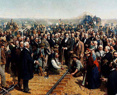 Teaching Transcontinental Railroad