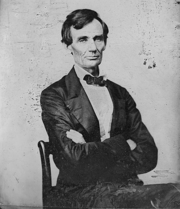 The Civil War Photo Abraham Lincoln