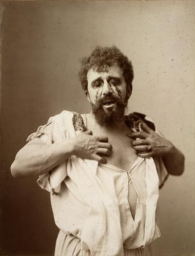Actor Playing Oedipus