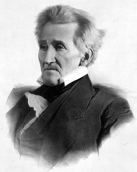 Andrew jacksony 39 s life his president andrew jackson information and