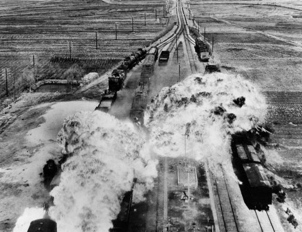 Attacking Railroads
