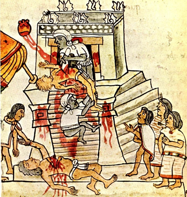 spanish conquest aztecs essay In the early 1500s, spanish forces sailed across the pacific and conquered the aztec and incan civilizations, even though the invading armies were greatly outnumbered by the indigenous population this conquest was due, in part, to differences in technology and experience yet in the long term, hernán cortés' victory.