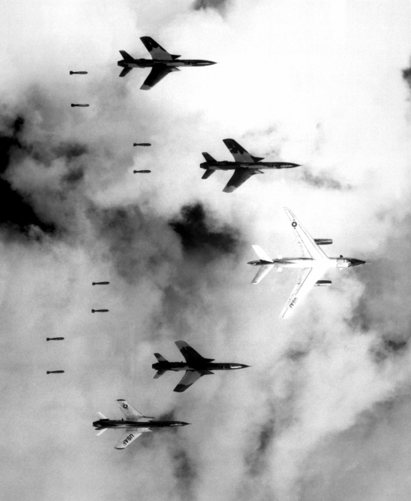 Bombing North Vietnam