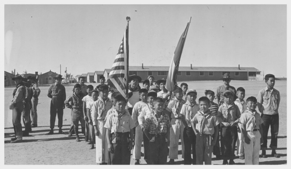 an analysis of the japanese internment camps in the world war ii The internment of japanese americans during world war ii (wwii) is a period   states prior to the attack on pearl harbor will be analyzed, information on the  events  the internment camps and daily life of the internees, followed by a  chapter.