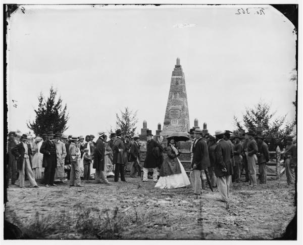 Bull Run Monument