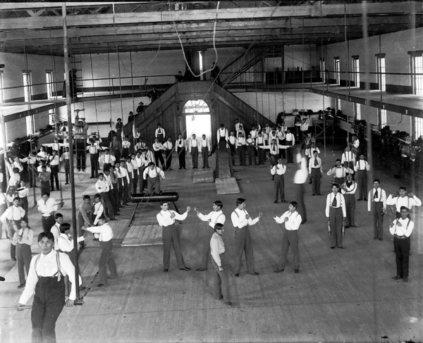 Carlisle School Gymnasium
