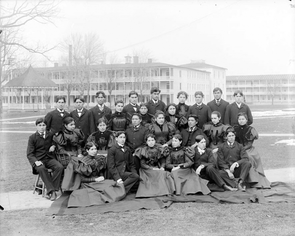 Carlisle Students