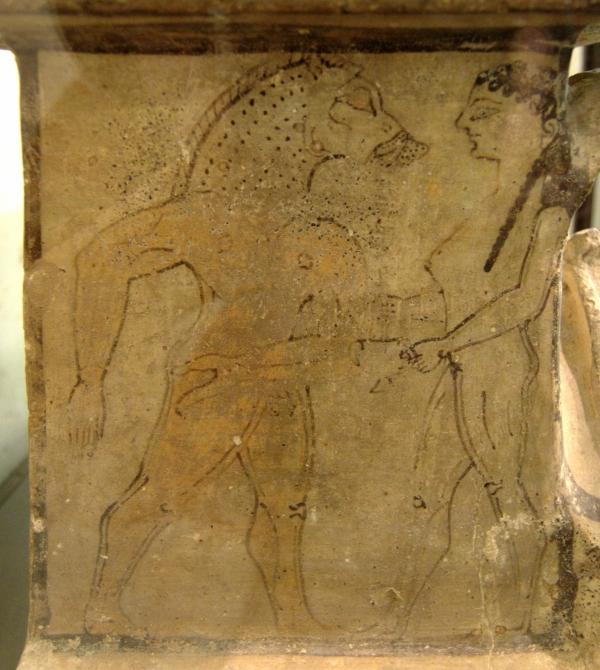 Circe, 6th century B.C.