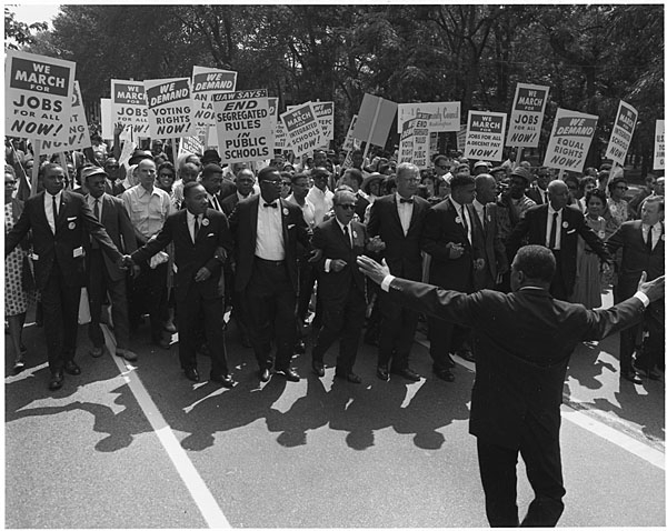 Civil Rights March, 1963