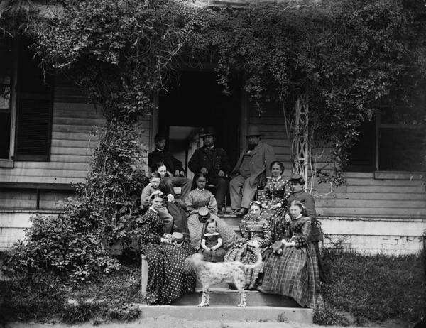 Civil War Household