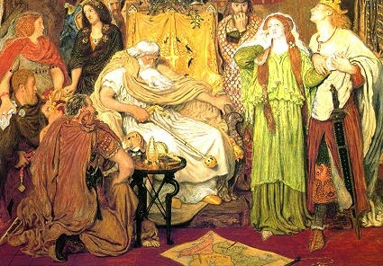 an analysis of the theme of blindness in king lear by william shakespeare King lear: the theme of blindness (lack of insight) in shakespeare's classic tragedy, king lear, the issue of sight and its relevance to clear vision is a recurring.