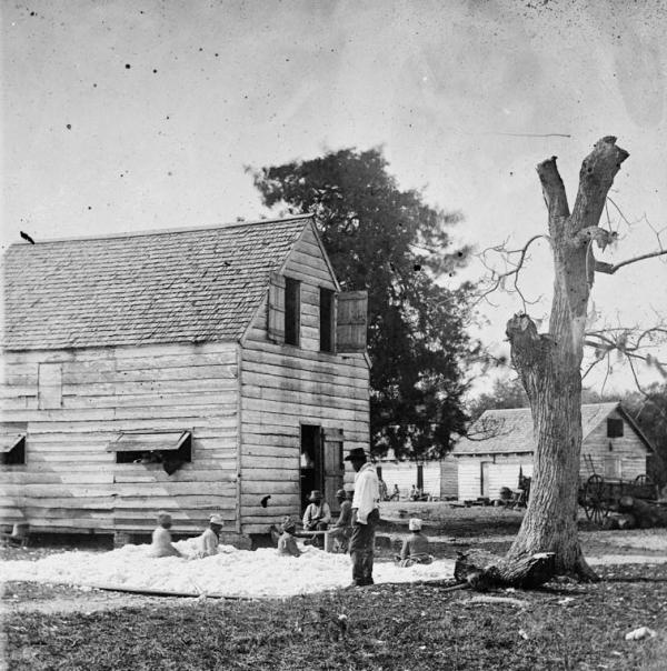 Civil War Pictures Plantations 102
