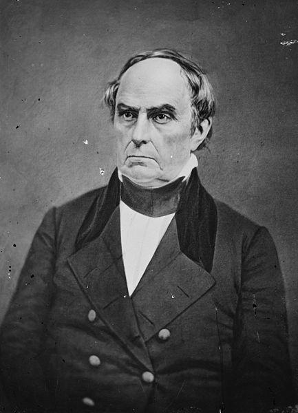 Daniel Webster, U.S. Senator