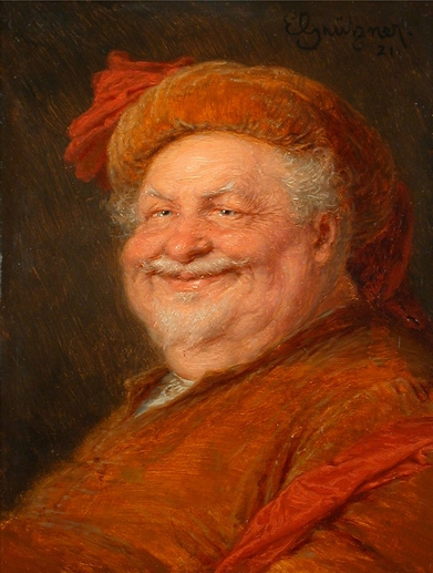 Falstaff Again, by von Grützn