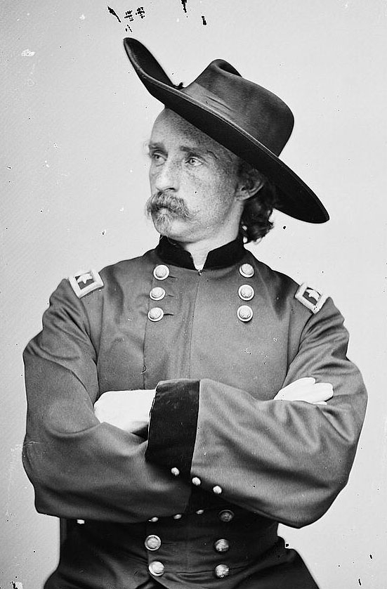 Essay on george armstrong custer