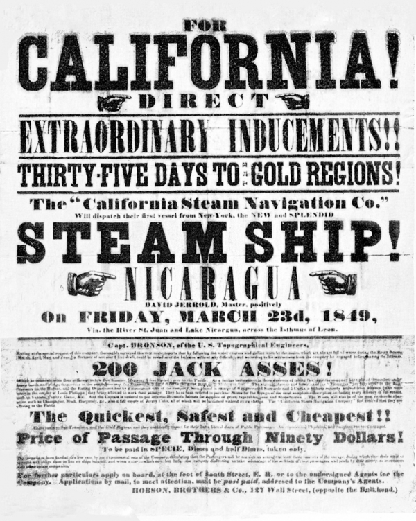 California Gold Rush Photo: