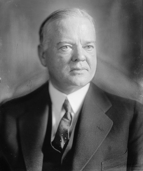 Herbert Hoover and the great depression
