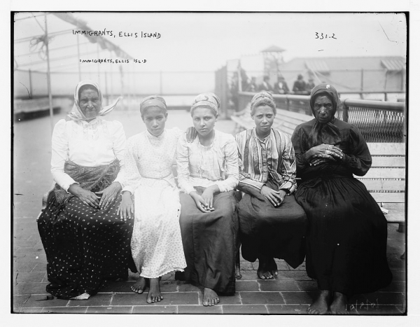 Women Immigrants