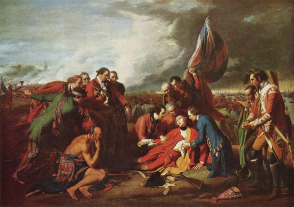 James Wolfe's Death