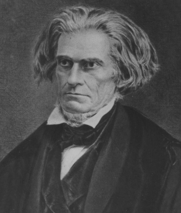 John c calhoun civil war