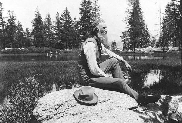 John Muir, 1902