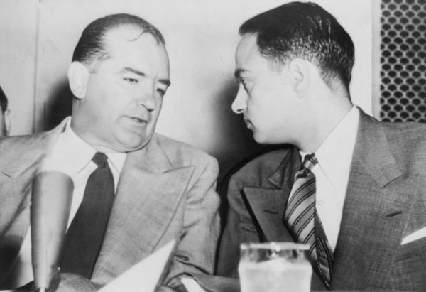 McCarthy and His Attorney