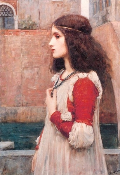 Juliet, by Waterhouse
