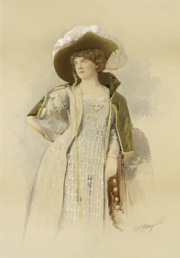 Ada Rehan as Katharine