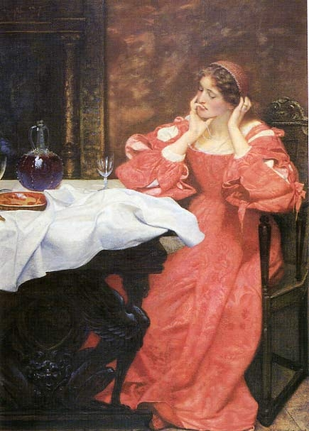Katharine, by Hughes