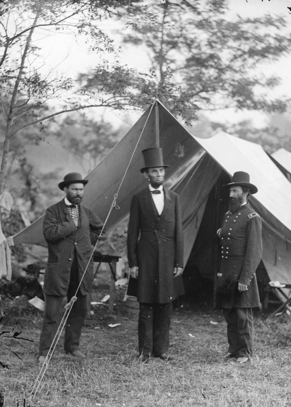 Lincoln during the War