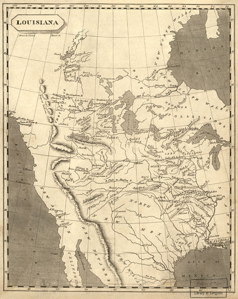 louisiana purchase and lewis and clark Louisiana purchase and lewis and clark 1 manifest destiny the belief that it was the united state's right and duty to spread across the north.