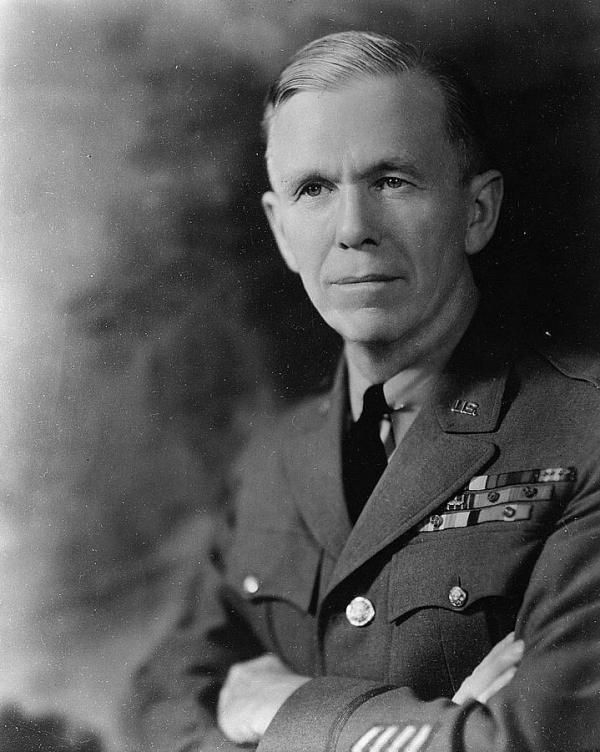 Causes Of The Cold War Photo George C Marshall