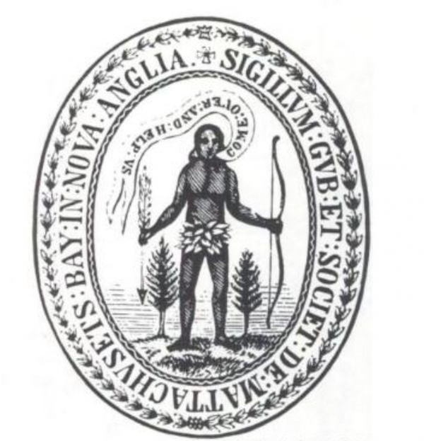 Mass. Bay Colony Seal